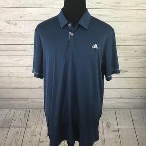 Slazenger Golf Mens Blue Polo Shirt Size XL NWOT
